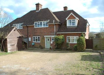 Thumbnail 4 bed semi-detached house to rent in Wellers Town Road, Chiddingstone