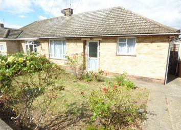Thumbnail 2 bedroom semi-detached bungalow for sale in Peake Close, Peterborough, Cambridgeshire
