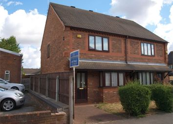 Thumbnail 3 bed semi-detached house for sale in Park Street, Burton-On-Trent, Staffordshire