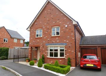 Thumbnail 4 bed detached house for sale in Campion Place, Congleton, Cheshire