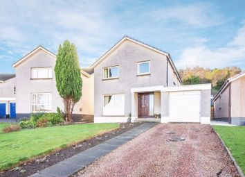 Thumbnail 4 bed detached house for sale in Pinewood Drive, Dalgety Bay, Dunfermline