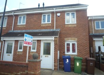 Thumbnail 3 bed semi-detached house to rent in Salisbury Close, Rugeley