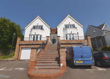 Thumbnail 3 bedroom flat for sale in Caldey House, 24, Narberth Road, Tenby