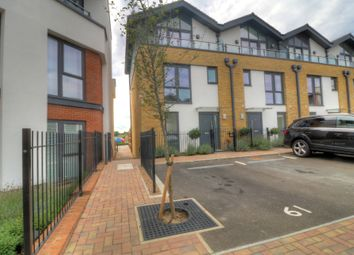 Thumbnail 4 bed town house for sale in Acer Grove, Woking