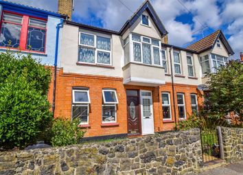 Thumbnail 3 bed flat for sale in Electric Avenue, Westcliff-On-Sea, Essex