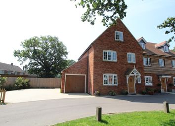 Thumbnail Semi-detached house for sale in Osprey Close, Upton, Poole