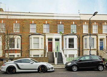 Thumbnail 1 bedroom flat to rent in Bravington Road, London