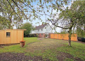 Thumbnail 3 bed semi-detached house for sale in Birchfield Lane, Mulbarton, Norwich, Norfolk