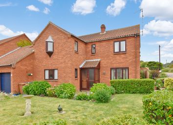 3 bed link-detached house for sale in Oliver Court, Cromwell Road, Cromer NR27
