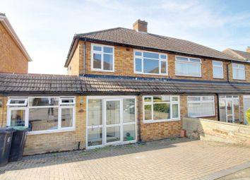 Thumbnail 4 bed semi-detached house for sale in Harriescourt, Waltham Abbey
