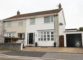 Thumbnail 4 bed semi-detached house for sale in Worle, Weston Super Mare
