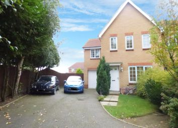 Thumbnail 3 bed detached house for sale in Kingfisher Road, Attleborough