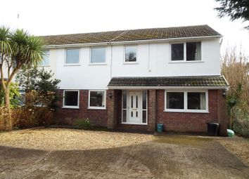 Thumbnail 4 bed semi-detached house for sale in Browns Drive, Pennard, Swansea