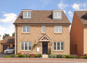 Thumbnail 5 bed detached house for sale in Barnfield Road, St. Albans