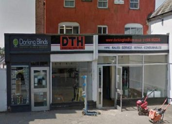 Thumbnail Retail premises for sale in 98-102 South Street, Dorking