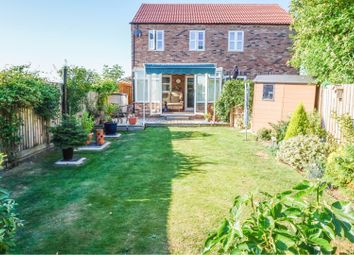 Thumbnail 3 bed semi-detached house for sale in Burnt House Road, Turves, Peterborough
