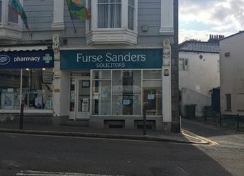 Thumbnail Office to let in Basement And Ground Floor Offices, 4 Stewarts Buildings, Morrab Road, Penzance, Cornwall