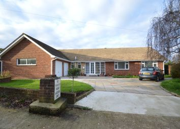4 bed detached bungalow for sale in 70 Spencer Road, Ryde, Isle Of Wight PO33