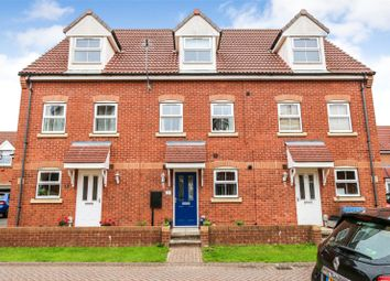 Thumbnail 3 bed terraced house for sale in Eastfield Court, Hessle, East Yorkshire