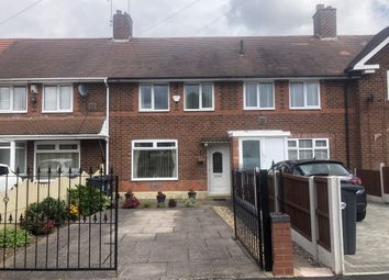 2 bed terraced house for sale in 98 Bushburry Road, Stechford B33