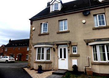 Thumbnail 4 bed town house for sale in Mariners Quay, Port Talbot