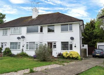 Thumbnail 2 bed flat for sale in Shirley Close, Offington, Worthing