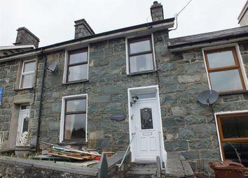 Thumbnail 3 bed cottage for sale in Fron Galed, Trawsfynydd, Blaenau Ffestiniog