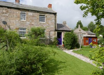 Thumbnail 2 bed end terrace house for sale in Harbottle, Near Rothbury, Northumberland