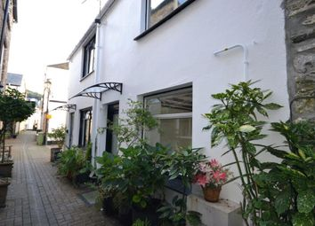 Thumbnail 1 bed terraced house for sale in Lower Market Street, Looe, Cornwall