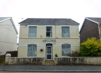 Thumbnail 3 bed detached house for sale in Margaret Street, Ammanford, Carmarthenshire.