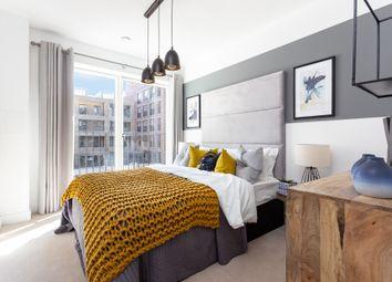 Thumbnail 2 bedroom flat for sale in Wyke Road, Hackney Wick