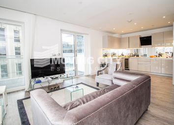 Thumbnail 3 bedroom flat for sale in Aldgate Place, Wiverton Tower, Aldgate