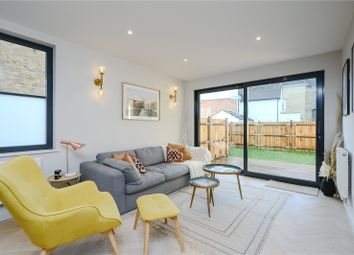 Thumbnail 3 bedroom flat for sale in Edge Hill, London