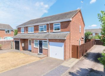 Thumbnail 3 bed semi-detached house to rent in Fair Close, Bicester