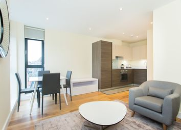 Thumbnail 1 bed flat to rent in Duke Of York House, 154 East India Dock Road, London