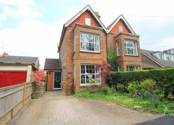 Thumbnail 4 bed semi-detached house for sale in Kings Barn Villas, Steyning