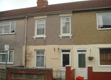 Thumbnail 2 bedroom terraced house to rent in Maidstone Road, Swindon