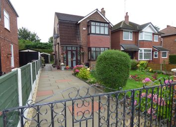 Thumbnail 3 bed detached house for sale in Woodlands Drive, Offerton, Stockport