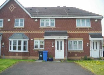 Thumbnail 2 bed terraced house to rent in Hobart Drive, Shevington Park, Kirkby