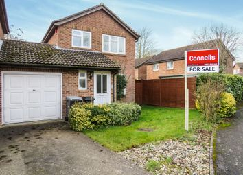 Thumbnail 3 Bed Link Detached House For Sale In Pine Close South Wonston