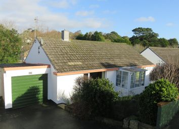 Thumbnail 2 bed semi-detached bungalow for sale in Boswergy, Alverton, Penzance