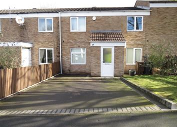 Thumbnail 3 bed terraced house to rent in Alder Drive, Chelmsley Wood, Birmingham