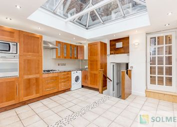 3 bed maisonette to rent in Knox Street, Marylebone, London W1H
