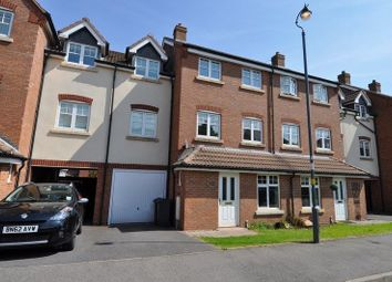 Thumbnail 5 bedroom town house for sale in Ratcliffe Avenue, Kings Norton, Birmingham