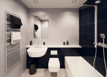 Thumbnail 3 bed flat for sale in City Residence Townhouses, City Residence, Liverpool