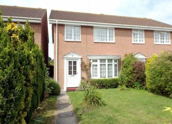 Thumbnail 3 bed semi-detached house for sale in Charlestone Road, Burnham-On-Sea