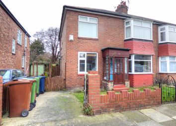 Thumbnail 2 bed flat for sale in Bosworth Gardens, Newcastle Upon Tyne