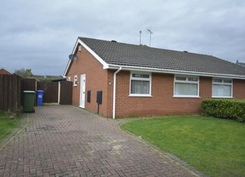 Thumbnail 2 bed bungalow to rent in Pickmere Drive, Brookvale, Runcorn