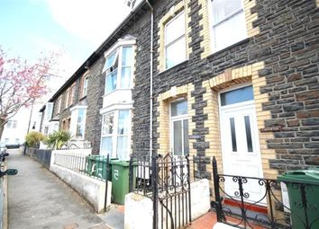 Thumbnail 3 bed flat to rent in Caergog Terrace, Aberystwyth