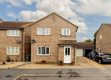 Thumbnail 3 bed detached house for sale in Mill Lane, Ramsey, Huntingdon, Cambridgeshire.